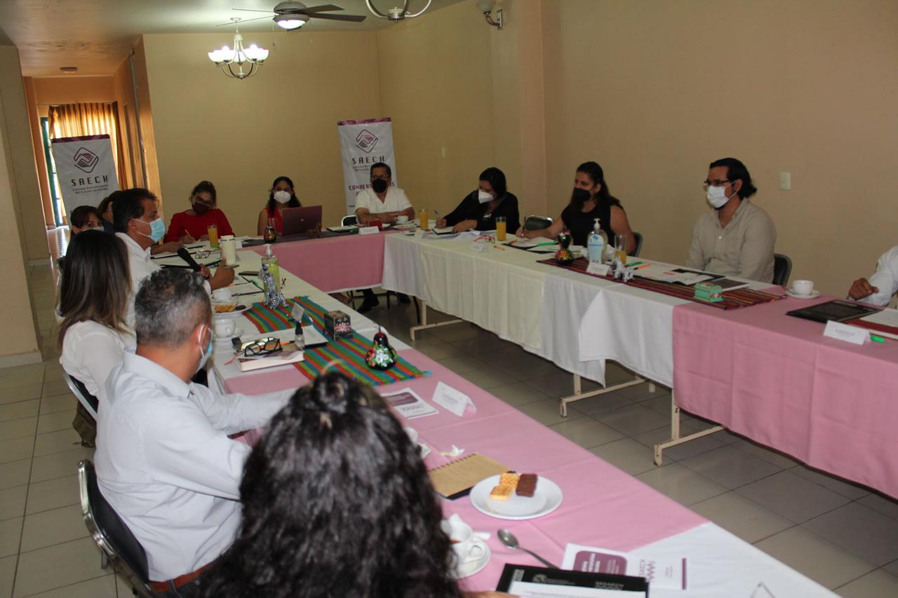 Realizan Cuarto Conversatorio Regional para el Diagnóstico de la Política Estatal Anticorrupción