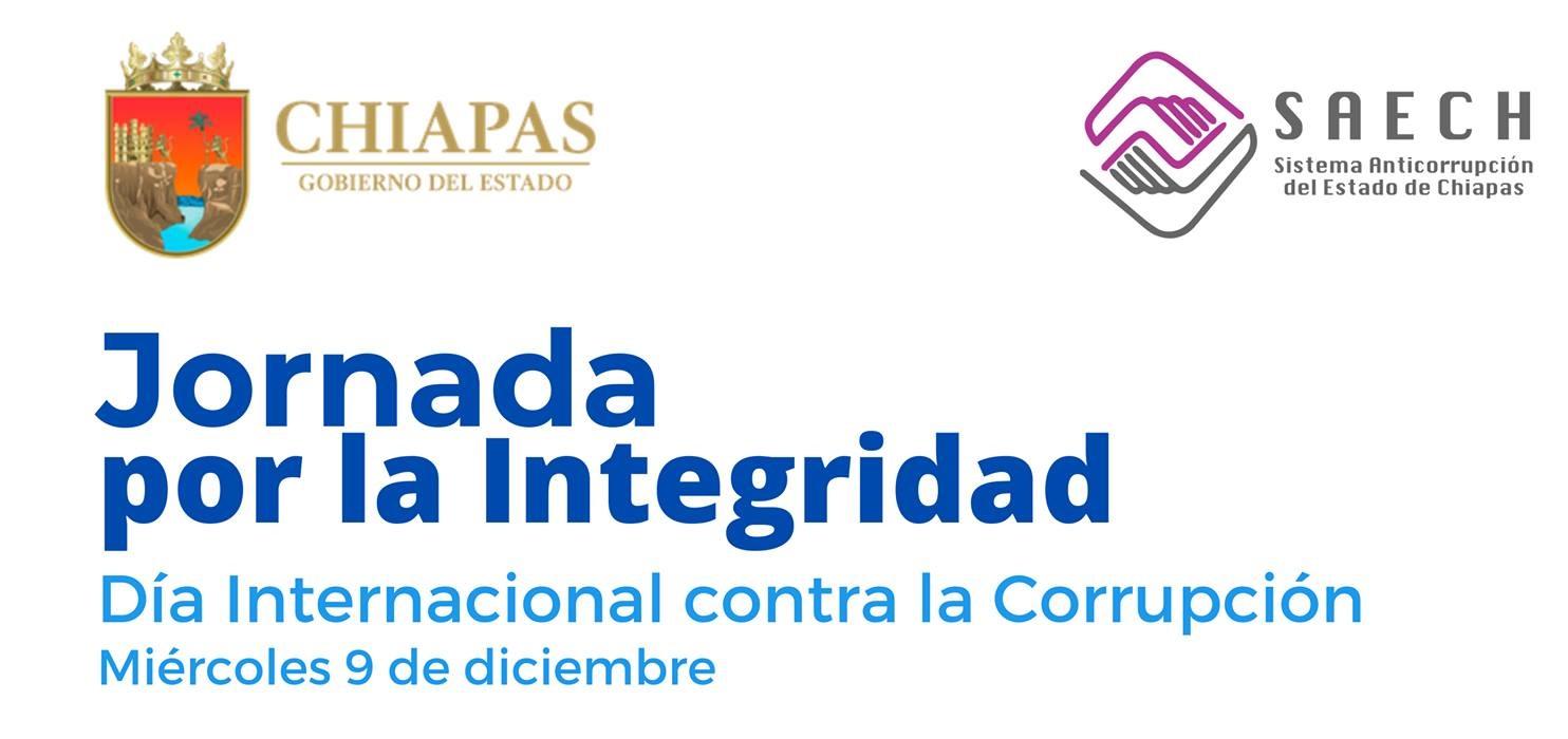 Programa de la Jornada por la Integridad