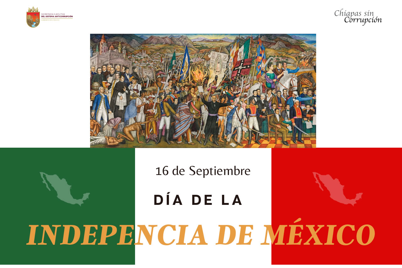 211° Aniversario de la Independencia de México